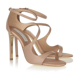 Stella McCartney Spring 2012 Faux Leather Sandals