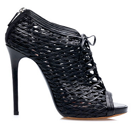 Tabitha Simmons FAIZA Lattice Booties