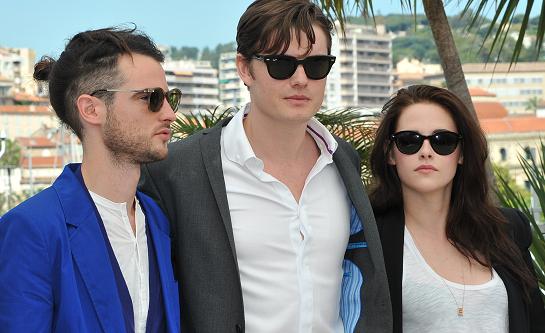 Tom Sturridge in Maison Martin Margiela | 2012 Cannes Film Festival - 'On The Road' Photocall