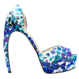 Walter Steiger Spring 2012 PRETTY Pumps