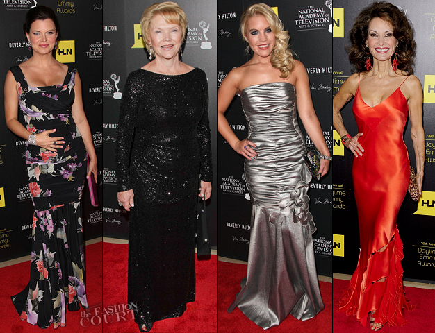 2012 Daytime Emmy Awards: Red Carpet Breakdown