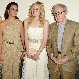 Alison Pill in Kevan Hall | 'To Rome With Love' 2012 LA Film Festival Premiere