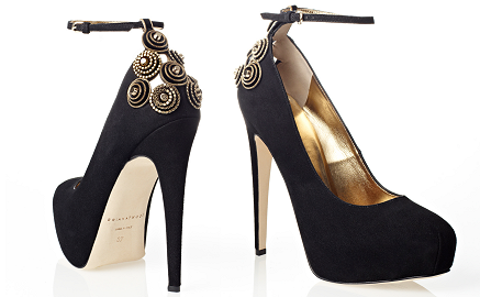 Brian Atwood ZENITH LUX Fall 2012 Pumps
