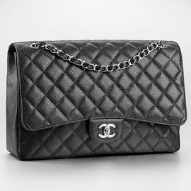 Chanel 2.55 Classic Quilted Flap Bag