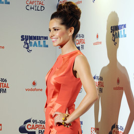 Cheryl Cole in Hakaan | 95-106 Capital FM Summertime Ball 2012