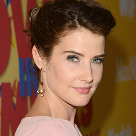 Cobie Smulders in MaxMara | Women In Film Crystal + Lucy Awards 2012