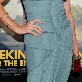 Connie Britton in J. Mendel | 'Seeking a Friend for the End of the World' 2012 LA Film Festival Premiere