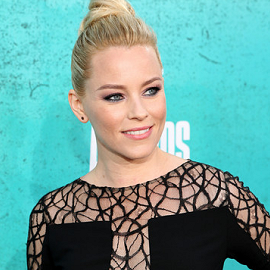 Elizabeth Banks in Elie Saab | 2012 MTV Movie Awards