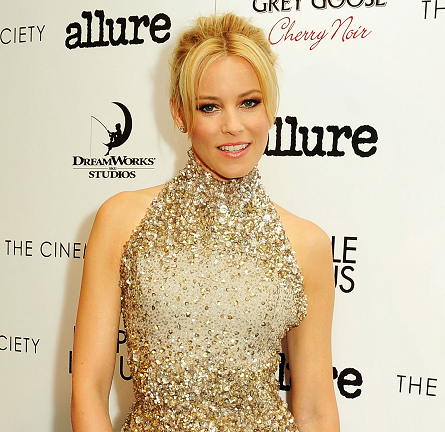 Elizabeth Banks in Elie Saab | 'People Like Us' NYC Screening