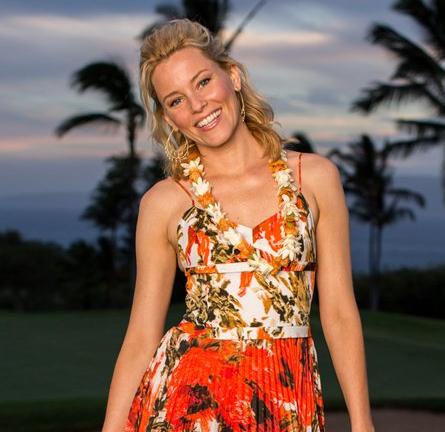 Elizabeth Banks in Erdem | 2012 Maui Film Festival
