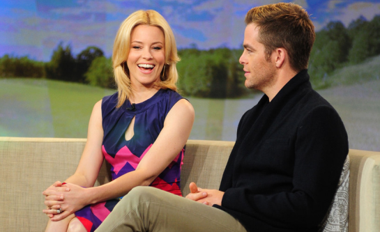 Elizabeth Banks in House of Holland | 'Good Morning America'