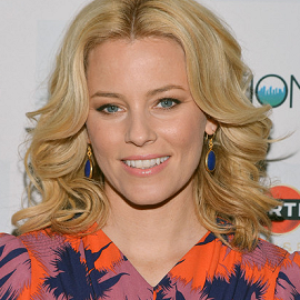 Elizabeth Banks in Jill Stuart | MARTINI & The Moms Celebrate 'People Like Us'