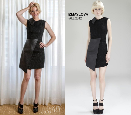 Elizabeth Banks in IZMAYLOVA | 'People Like Us' Portrait Photocall
