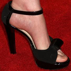 Emily Deschanel in BCBG Max Azria   2012 Critics' Choice Television Awards