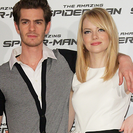 Emma Stone in Jason Wu | 'The Amazing Spider-Man' Rome Photocall