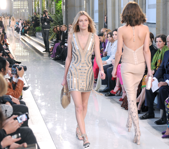 Ferragamo Unveils Resort 2013 at the Louvre in the City of Light!