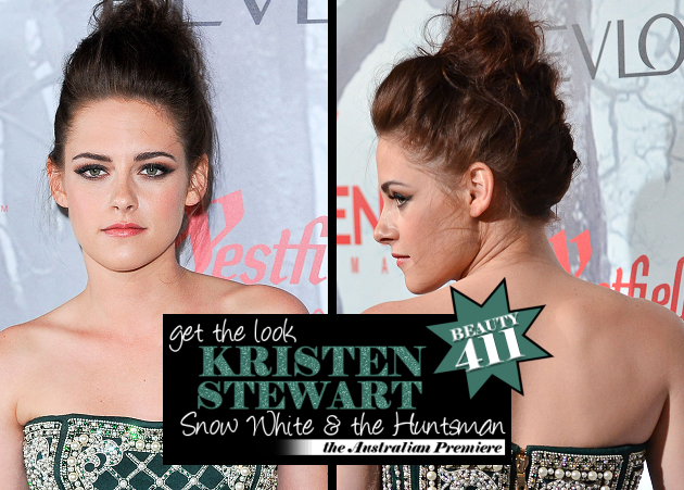 Kristen Stewart's SWATH Premiere 'Down Under': The Full Beauty Scoop!