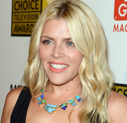 Get The Look: Busy Philipps' Red Carpet Waves!