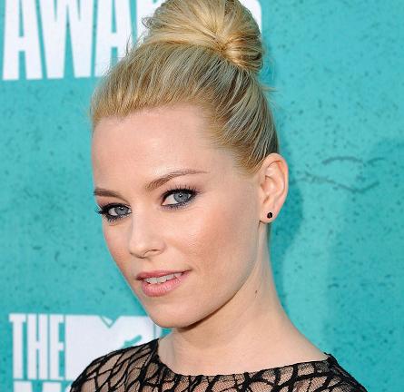 Get The Look: 2012 MTV Movie Awards – Elizabeth Banks