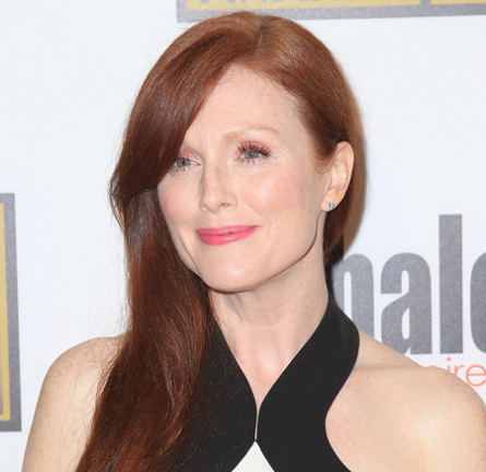 Get The Look: Julianne Moore's Cherry Lips at the Critics' Choice TV Awards!