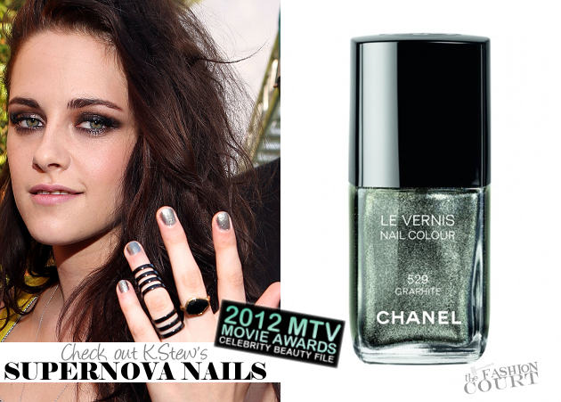Get The Look: 2012 MTV Movie Awards - Kristen Stewart