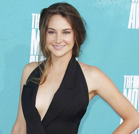 Get The Look: 2012 MTV Movie Awards – Shailene Woodley's Breezy Fishtail!