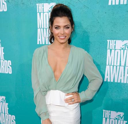 Jenna Dewan-Tatum in Lublu | 2012 MTV Movie Awards