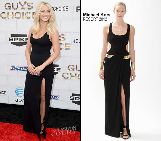 Julianne Hough in Michael Kors | Spike TV's Guys Choice Awards 2012