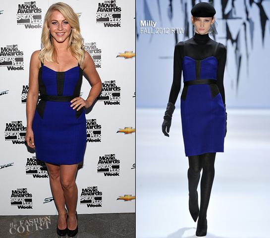 Julianne Hough in Milly | 2012 MTV Movie Awards - Sneak Peek Week: 'Rock of Ages'