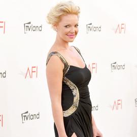 Katherine Heigl in Monique Lhuillier | 40th AFI Life Achievement Award Honoring Shirley MacLaine