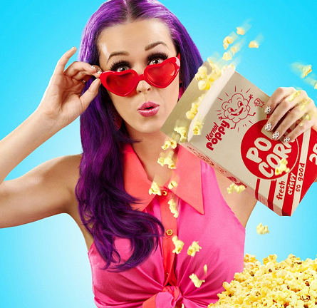 Katy Perry in Naven | 'Part of Me' 3D Concert Movie Poster