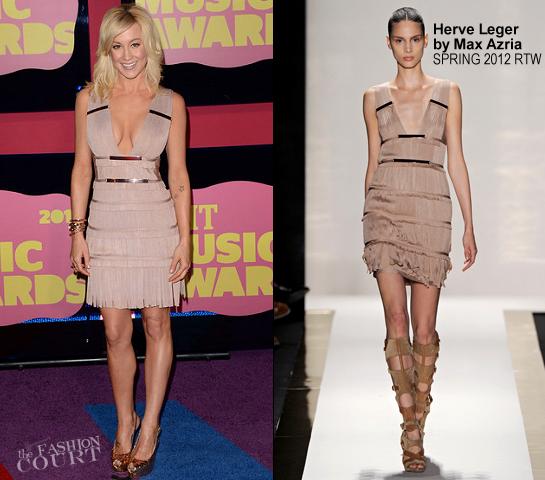 Kellie Pickler in Herve Leger | 2012 CMT Music Awards