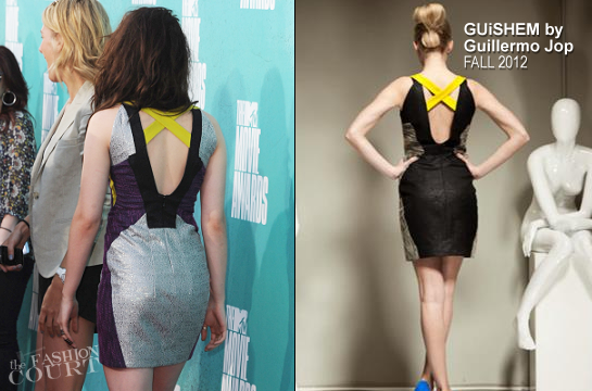 Kristen Stewart in GUiSHEM | 2012 MTV Movie Awards