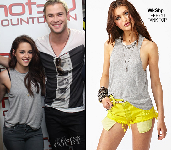 Kristen Stewart in WkShp | Hot30 Countdown Interview