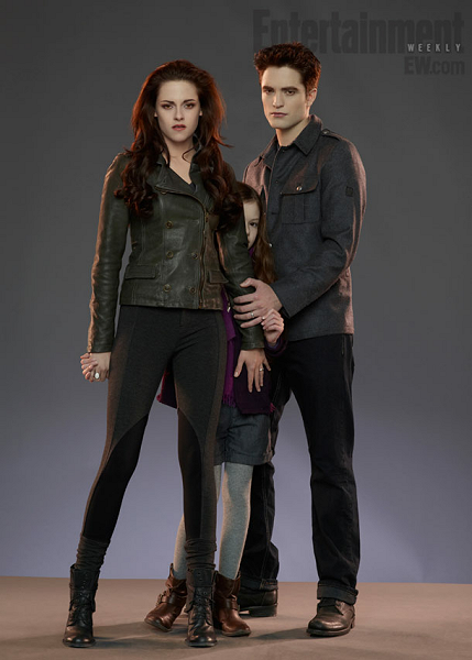 Your First Fashionable Look at Twilight's 'Breaking Dawn: Part 2'!
