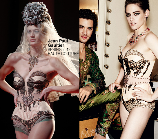 Cover Girl: Kristen Stewart Gets Candid in Couture for Vanity Fair!