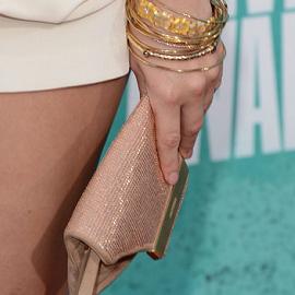 Leighton Meester in Christian Cota | 2012 MTV Movie Awards