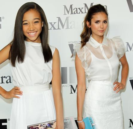 MaxMara's Women in Film: Face Of The Future Soirèe: A Fashion Breakdown