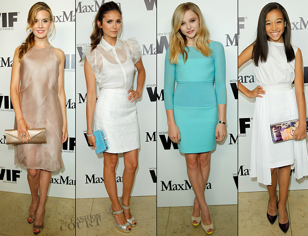 MaxMara's Women in Film: Face Of The Future Soirèe: A Fashion Breakdown