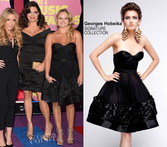 Miranda Lambert in Georges Hobeika | 2012 CMT Music Awards