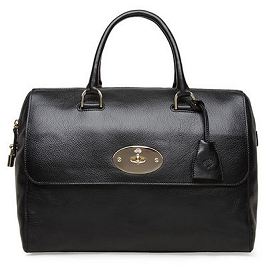 Mulberry DEL REY Leather Satchel