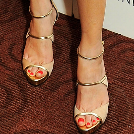 Pierre Hardy Metallic Sandals