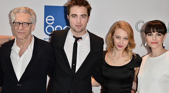 Robert Pattinson in Dior Homme | 'Cosmopolis' Toronto Premiere