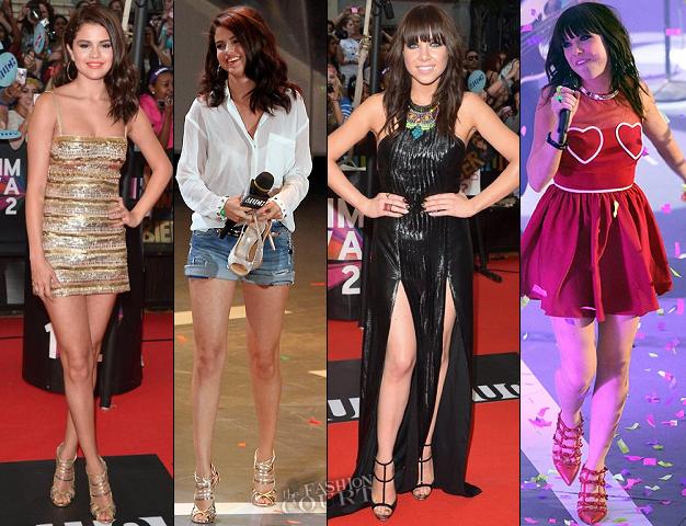 2012 MuchMusic Video Awards: Red Carpet Breakdown