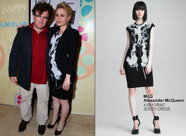 Anna Paquin in McQ & Helmut Lang | Film Independent at LACMA Presents: 'Margaret'