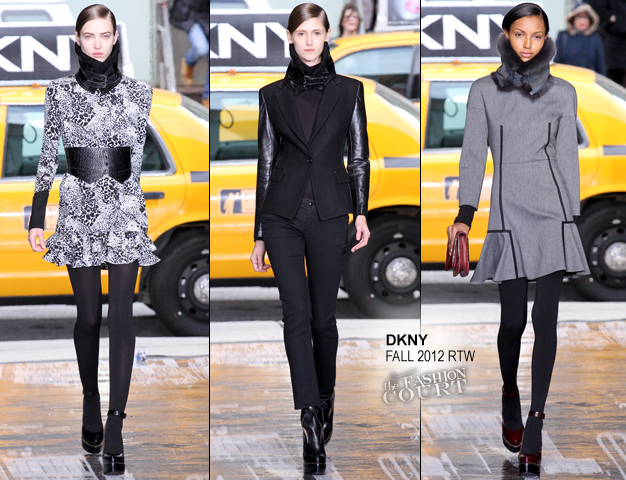 Ashley Greene is New York City Chic for the DKNY Fall 2012 Campaign!