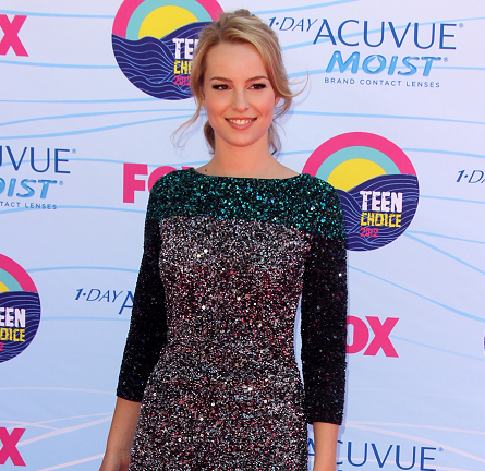 Bridgit Mendler in French Connection | 2012 Teen Choice Awards