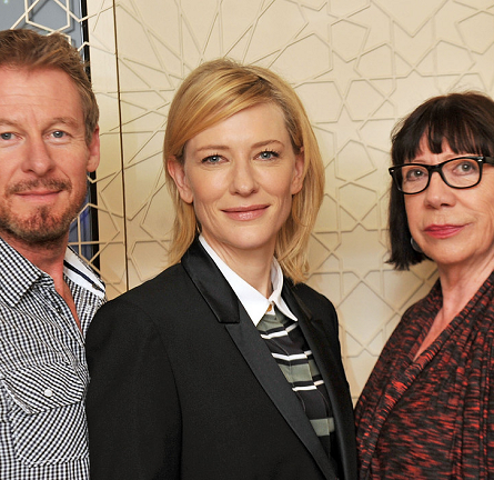 Cate Blanchett in Preen | 2012 Lincoln Center Festival: 'Uncle Vanya' Photocall