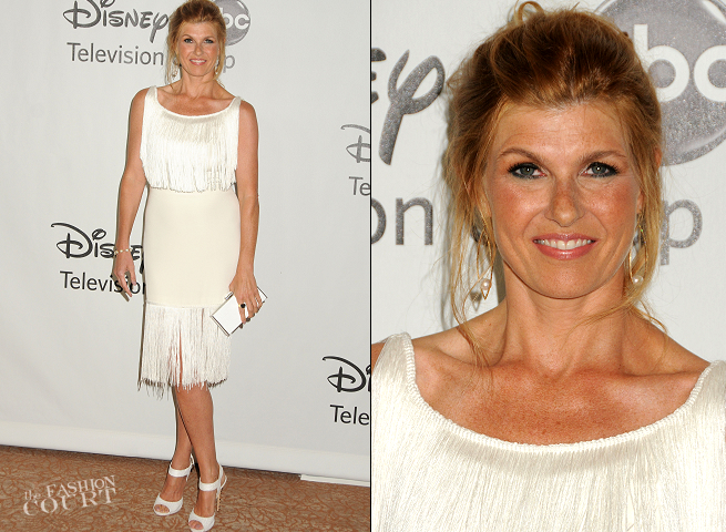 Connie Britton in Marchesa | Disney ABC 2012 TCA Summer Press Tour Party