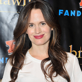 Elizabeth Reaser in 3.1 Phillip Lim | 'The Twilight Saga: Breaking Dawn Part 2' VIP Comic-Con Celebration